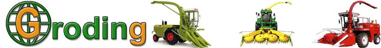 silayni kombajni - poljoprivredne masine